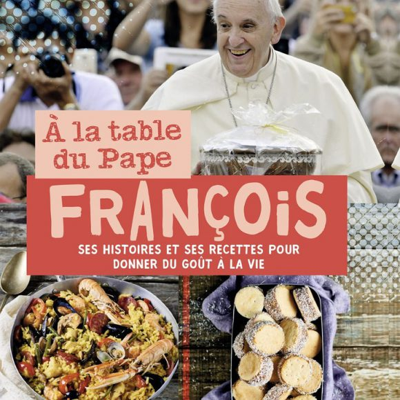 À la table du pape François
